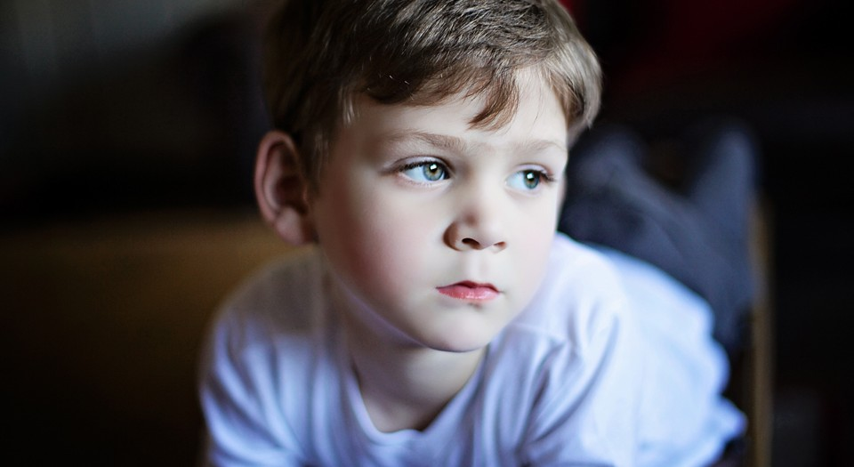 LOGAN | A WHOLE FIVE YEARS OF AGE